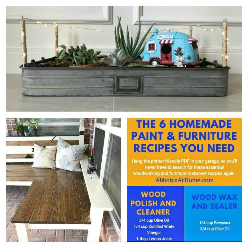 Abbotts At Home: Bloggers Top 3 DIY Posts on Social Media, August 2017