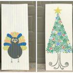 DIY Reversible Holiday Signs - Christmas & Thanksgiving