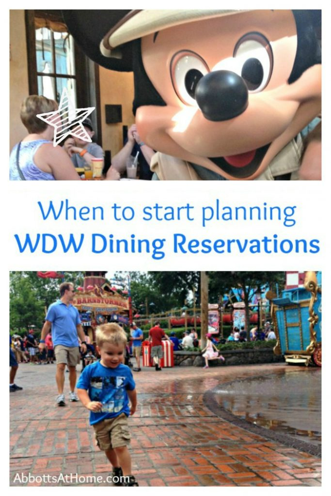 Planning WDW Dining Reservations - Tips, hardest to get reservations, and my current favorites