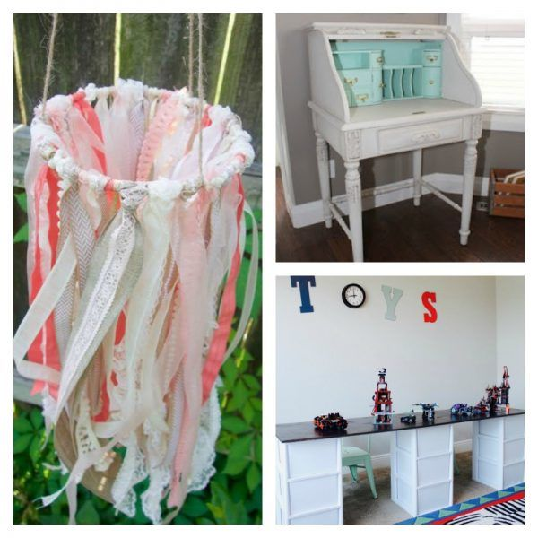 Link Party 34 - The best in DIY, furniture remodels, and crafts.