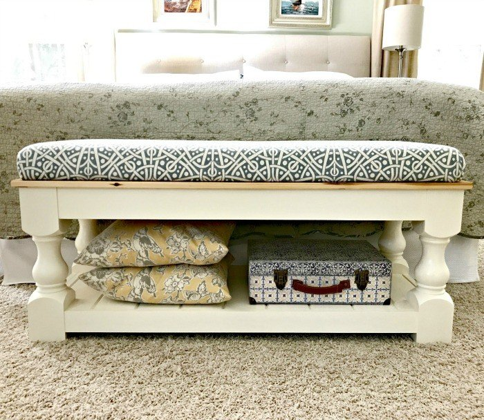 Diy Upholstered Bench Plan Part 2 Abbotts At Home
