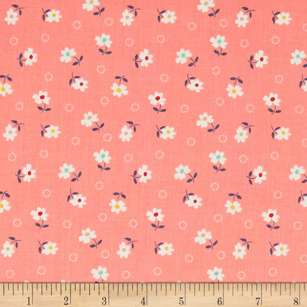 Riley Blake Vintage Farm Girl Fabric by the Yard on Amazon - one of my picks for best fabric by the yard finds on Amazon