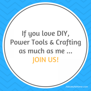 Join Us! 'Learn to DIY and Craft' with us! Join this Facebook group to find and share awesome DIY, woodworking, remodeling, and crafting videos and step-by-step how-to's!