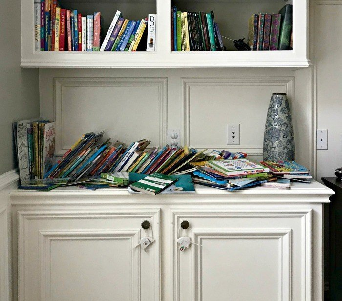 My 1 Day Diy Kids Book Storage Idea Abbotts At Home