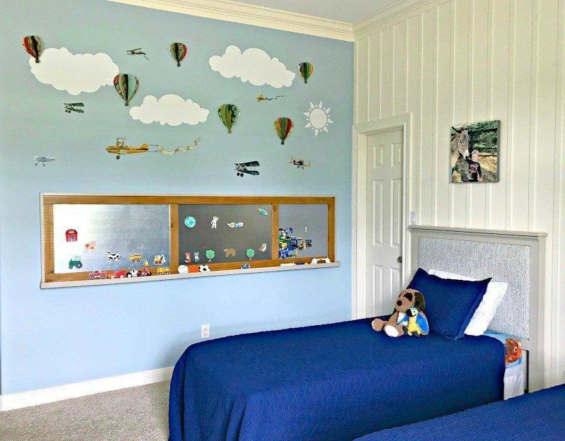 Room Reveal! Fun Boys Bedroom Ideas and DIY\'s - Abbotts At Home
