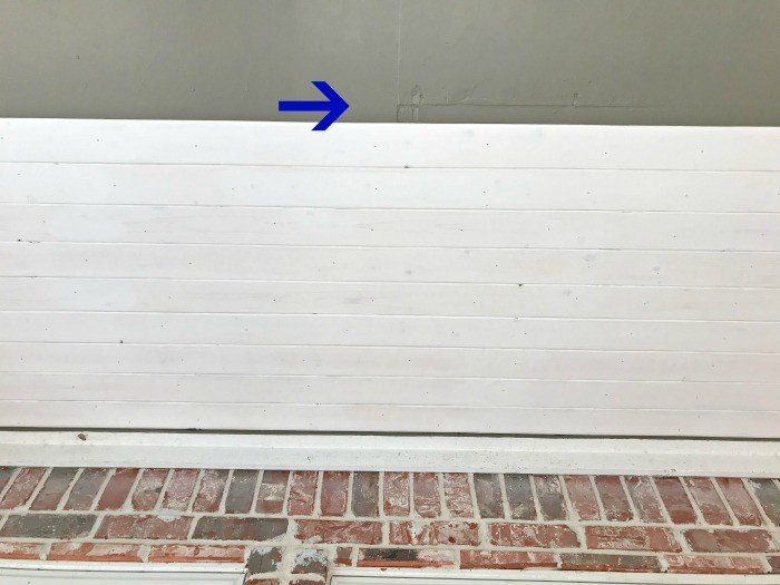 Check out these tips for building a custom home to avoid fixing things, like this ugly plywood patio ceiling, later. Tips for Building a New Home