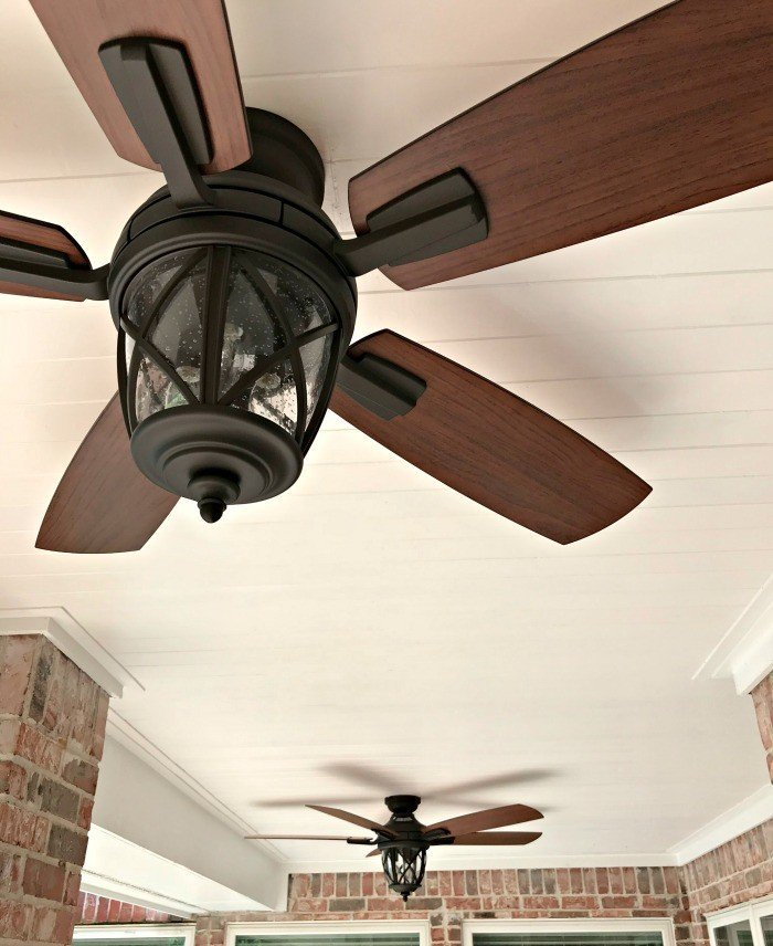DIY Pine Tongue and Groove Ceiling Tutorial