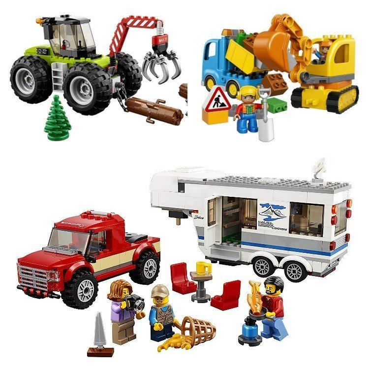 Legos! Here's my big list of Best Toy Gifts for Little Boys. These are the toys my kids actually play with, all the time. Includes small gifts, science kits, art supplies, trucks, and outdoor toys. Plus, 5 toy gift fails. #AbbottsAtHome #BestToys #KidsToys #GiftIdeas #BestGifts #Christmas #Birthday