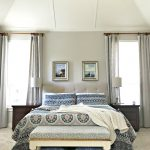 Turn that vaulted ceiling into the feature it should be! This DIY Wood Panel Vaulted Ceiling Makeover gave our Master Bedroom instant style.