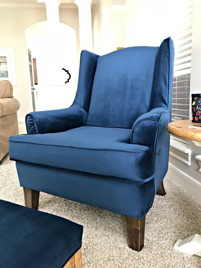 Tips and Tutorials to Upholster a Wingback Chair