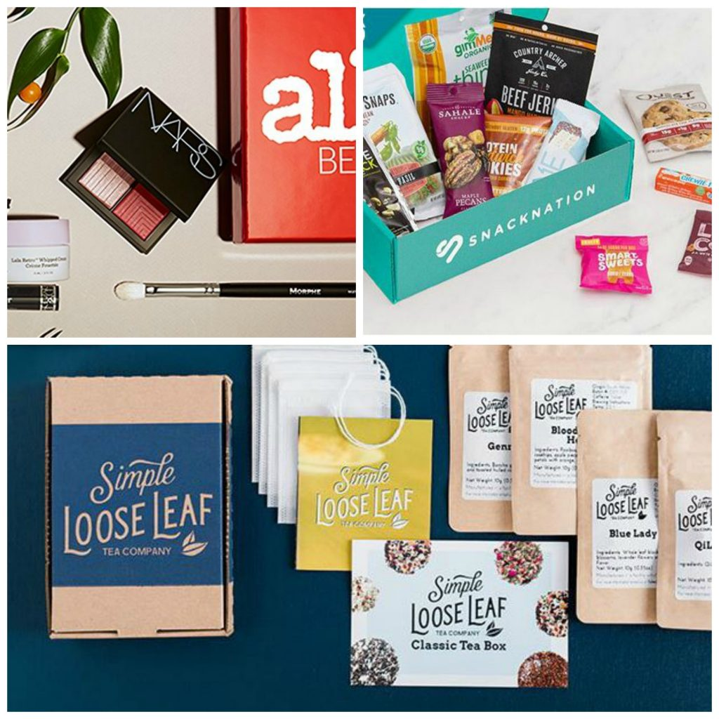 Best Monthly Subscription Club Gift Ideas. Here are 25+ of the best last minute gifts you can email or subcribe to for someone. It's not too late to get your friend, boss, aunt, or favorite kid a great last minute gift. #AbbottsAtHome #BestGifts #GiftIdeas #GiftForHer #GiftForHim #GiftForKid #BestGifts