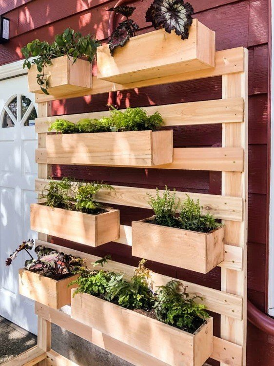 Low Budget Outdoor DIY Projects