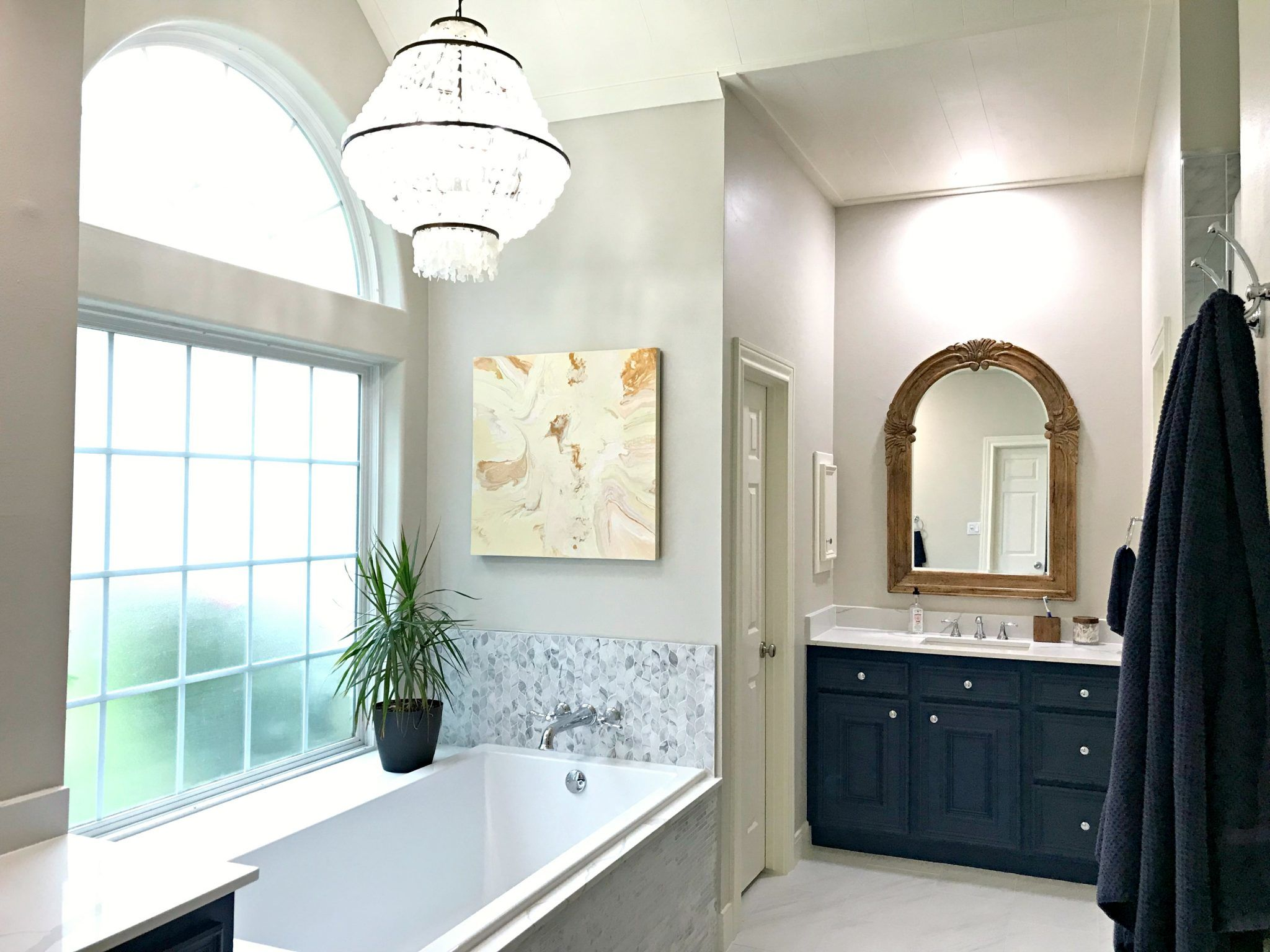 Before And After Master Bathroom Remodel Photos Abbotts At Home