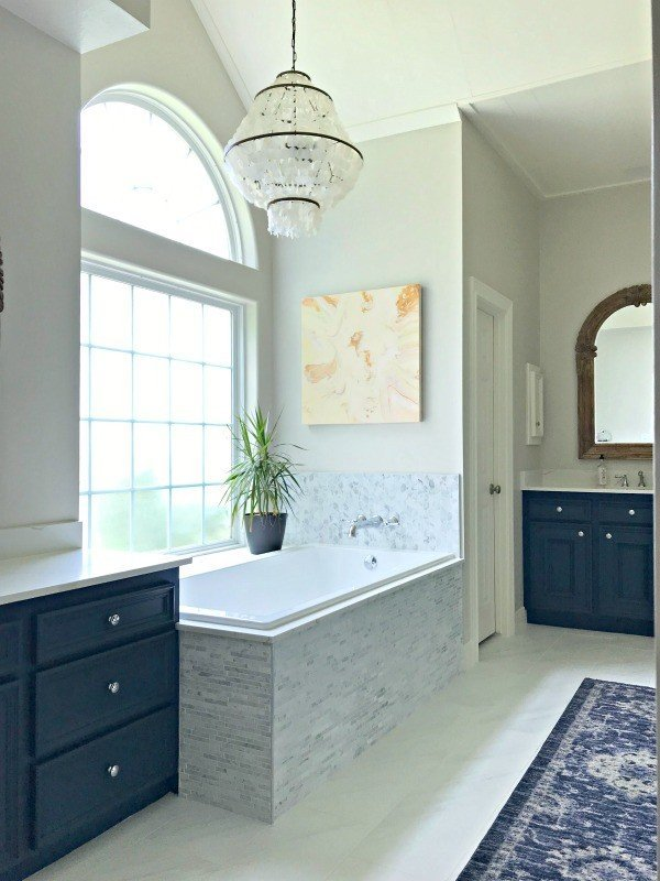 Before And After Master Bathroom Remodel Photos
