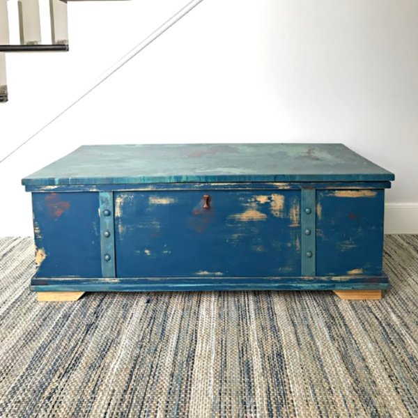 DIY Wooden Toy Box Build Plans