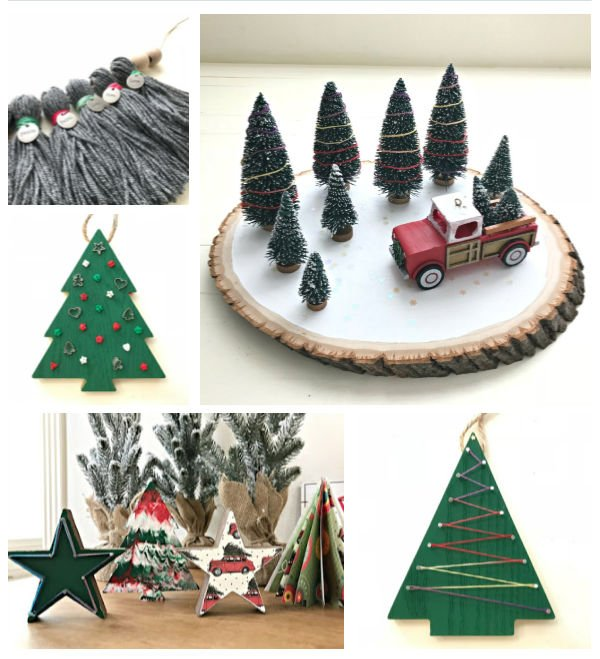 Handmade Christmas Gifts For Kids: 40+ Fun DIY Christmas Projects And Gift Ideas