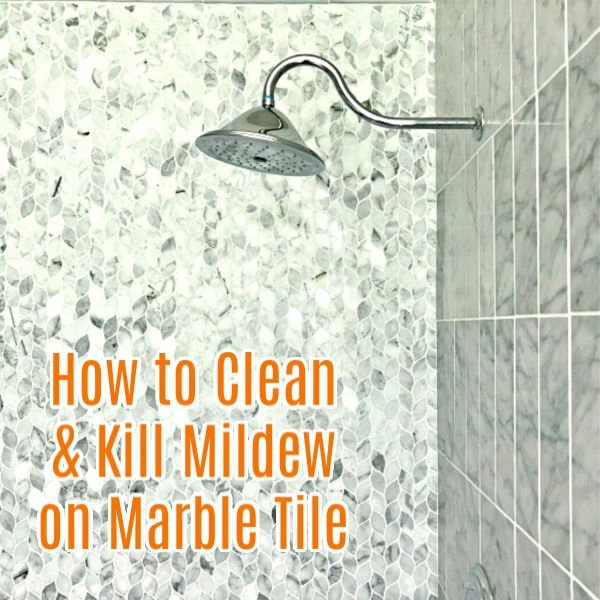 How To Clean Marble Shower Tile Kill