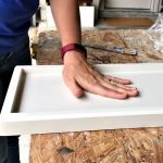 Follow these easy steps to get a beautiful, smooth finish with chalk paint. This is how to fix rough feeling and blotchy looking chalk paint!